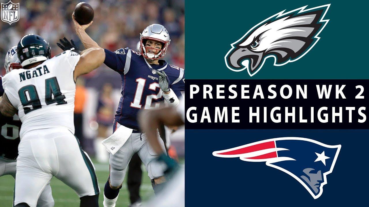 fdf96141a Eagles vs. Patriots Highlights