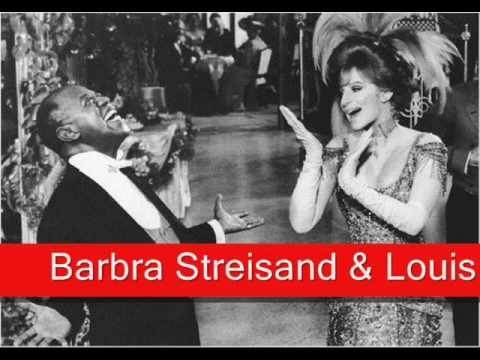 Barbra Streisand & Louis Armstrong: Hello Dolly