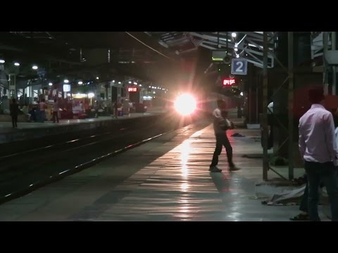 [18 in 1] NIGHT CRACKERS OF INDIAN RAILWAYS : Rajdhani + Duronto + Superfast Trains [ALL IN ONE]