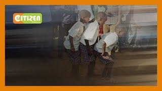   MARIGAT JOY BRINGERS   Citizen TV crew visits boys filmed dancing in Baringo