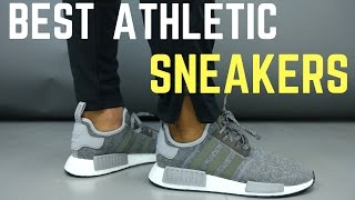 The Best Men's Running & Athleisure Sneaker (Plus How To Style Them) thumbnail