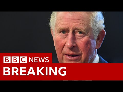 Coronavirus: Prince Charles tests positive but 'remains in good health' - BBC News