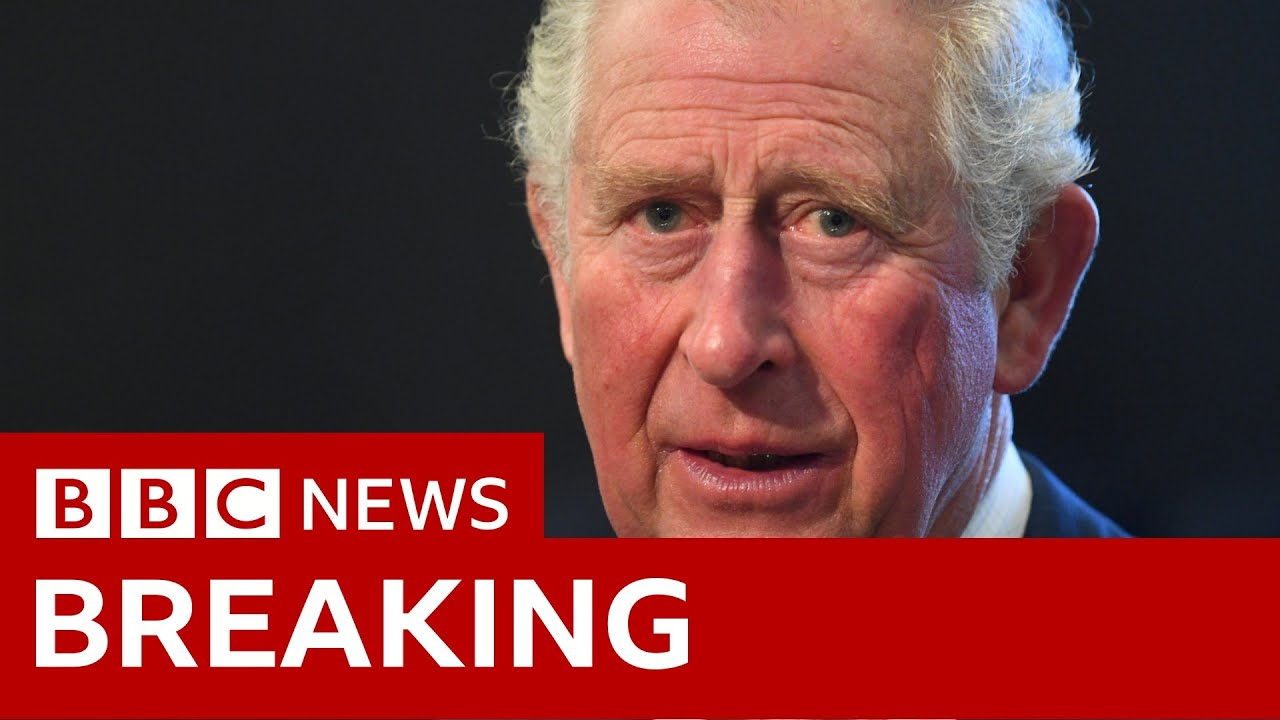 The Prince of Wales has tested positive for Covid-19