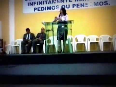 Resistindo ao pecado- Miss. Elisete Gonçalves