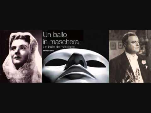 Maria Caniglia & Beniamino Gigli. Teco io sto. Un ...