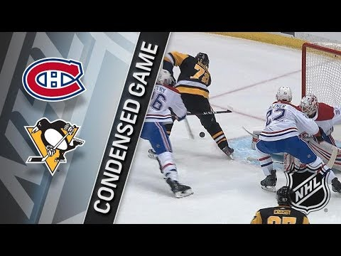 montreal-canadiens-vs-pittsburgh-penguins-march-31,-2018-highlights-hd