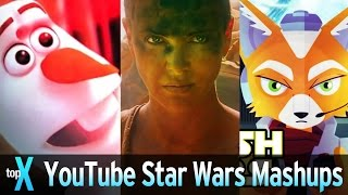 Top 10 Star Wars Mashups on Youtube - TopX