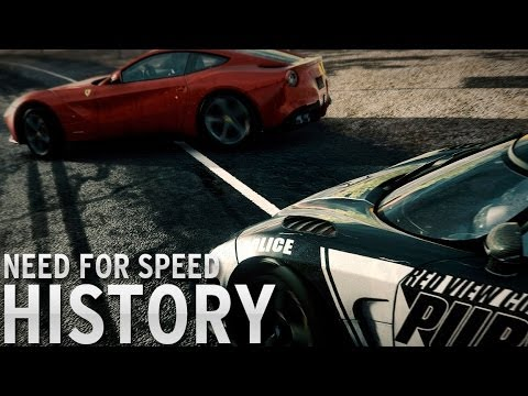 History of - Need for Speed (1994-2014)