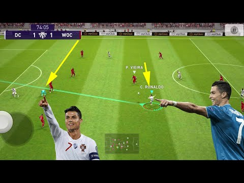 EFootball PES 2021 Mobile ⚽ Android Gameplay #28