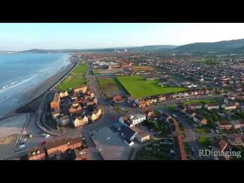 Port Talbot Now- DJI Phantom 4