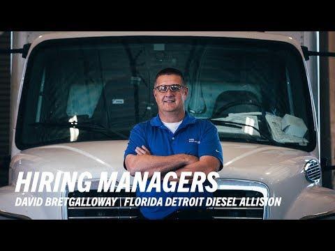 Florida Detroit Diesel-Allison, David - Universal Technical Institute