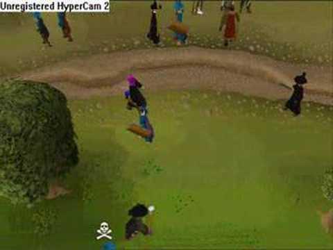 Runescape Update: Wilderness Ditch