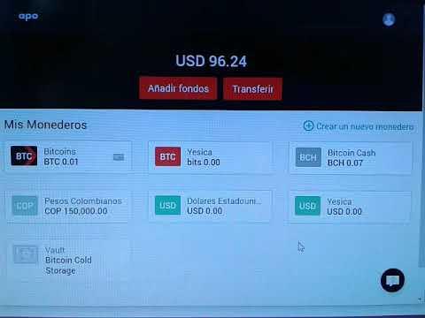 Bitcoin Cash En Xapo.