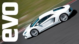 Lamborghini Aventador Video Review - evo Magazine thumbnail