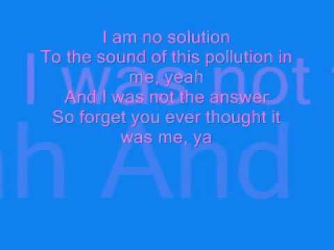 here is gone - goo goo dolls lyrics