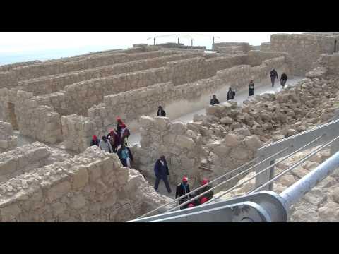 Masada - Tour Israel