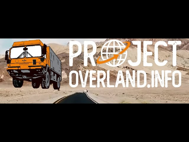 ProjectOverland -Tales from the Shed. Episode 4