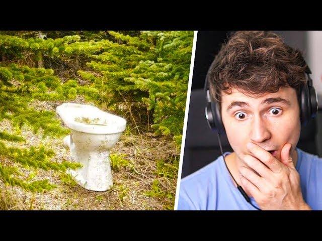 První záchod pro medvědy
