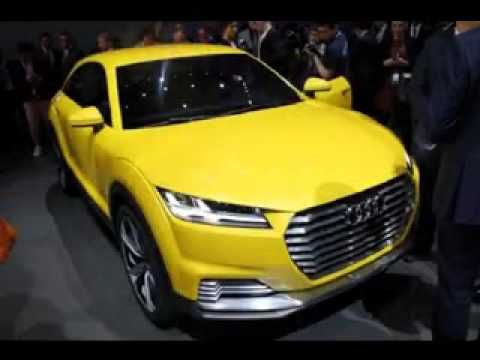 2016 audi q4 concept interior and exterior youtube. Black Bedroom Furniture Sets. Home Design Ideas
