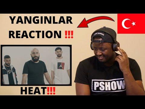 Canbay \u0026 Wolker Ft. Sertan - Yangınlar (Official Video) REACTION // TURKISH RAP REACTION indir
