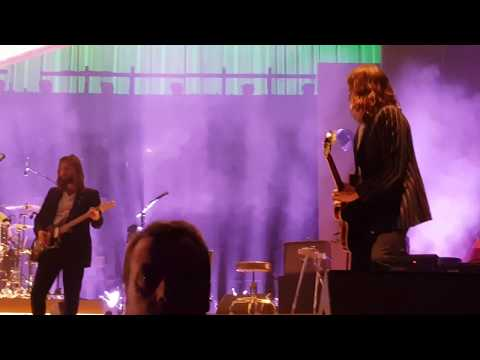 Arctic Monkeys Jam Of Boston + Tranquillity Base Hotel + Casino Arena Birmingham 15th September 2018