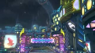Mario Kart 8 Soundtrack - Neo Bowser City (3DS)