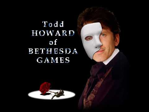 27 Todd Howard of Bethesda Games - The Benis - v the al V