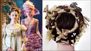 Clara Makeup & RIBBON Updo   Disney Nutcracker And The Four Realms