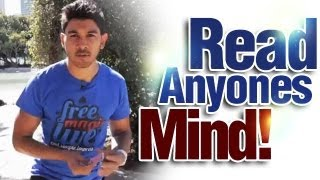 Free Magic Revealed : How To Read Minds : Read Anyones Mind!