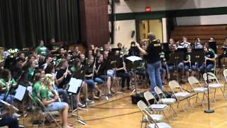 Illiana Combined Bands 34 Selections from Hairspray 34 Ted