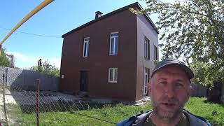 Дом из кирпича лего спустя 2 года.