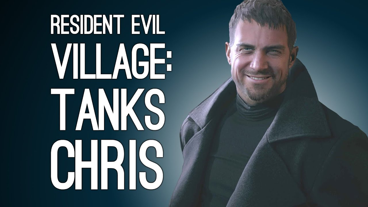 Resident Evil Village Episode 6! CHRIS' CHAINSAW TANK