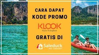 Gambar cover Kode Promo Klook Indonesia Liburan Makin Hemat 🏖