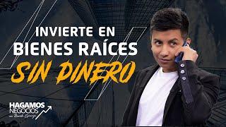 🏠 Como empezar en BIENES RAÍCES SIN DINERO de los BANC0S 💲 | Entrevista con @Jorge Gil Alfaro