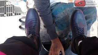 S2E76 Fast shoe shine smurf sh…