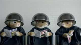 Funny Hamsters Kia Advertisement