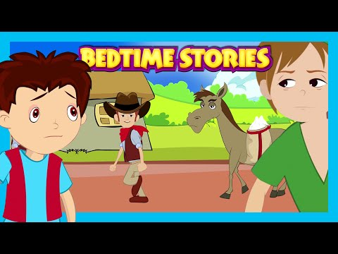 Bedtime Stories And Fairy Tales For Children - Tia and Tofu Storytelling