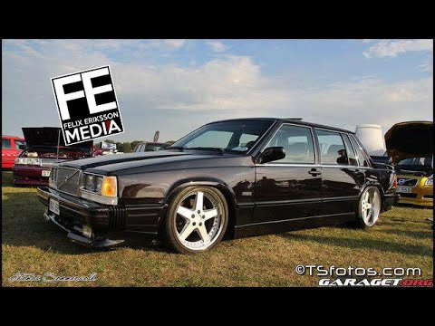 volvo 760 with t5 engine youtube. Black Bedroom Furniture Sets. Home Design Ideas