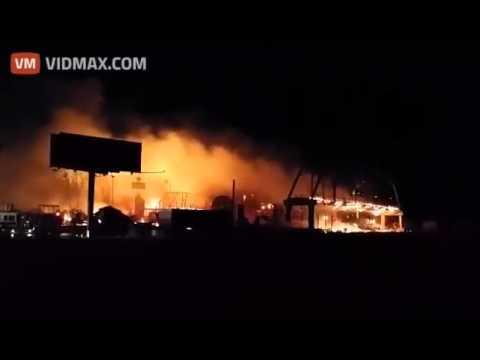 Full throttle saloon on fire youtube