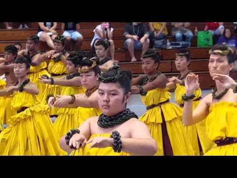 Merrie Monarch festival 2016 performance