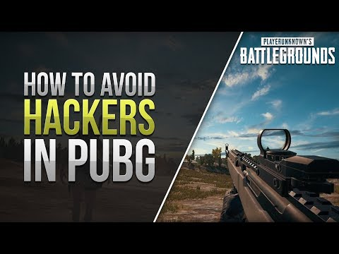 HOW TO AVOID CHEATERS IN PUBG + Region Lock?