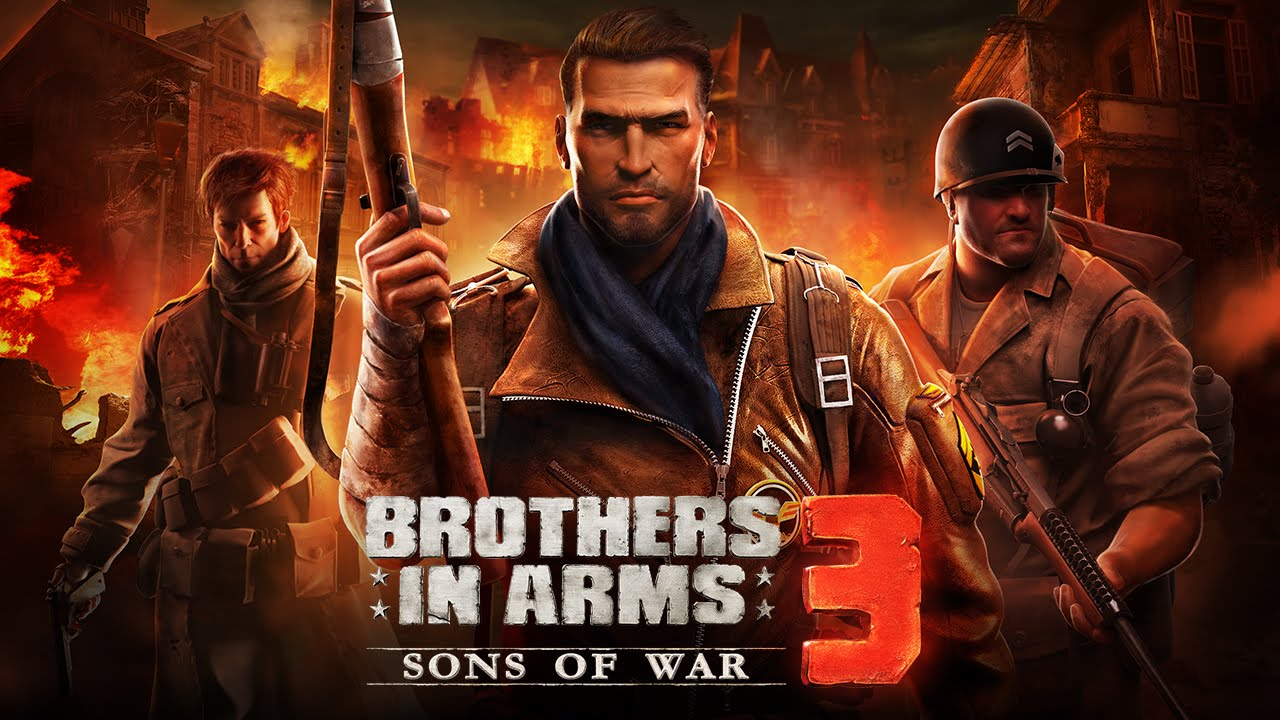 Download Brothers in Arms® 3: Sons of War - Game Trailer