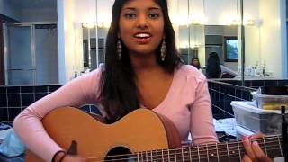 Keep Your Head Up - Andy Grammer (Cover) by Raina
