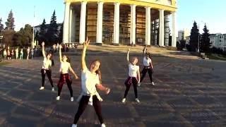 Девочки красиво танцуют дансхолл. Танцы Чебоксары