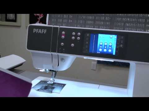 Pfaff Creative 44040 YouTube Gorgeous Pfaff Creative 30 Sewing Machine