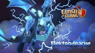 Neue Truppe in Clash of Clans | Elektro Drachen | Neue Drachen