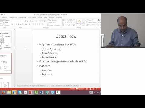 Lecture 08 - Motion Model - 2014
