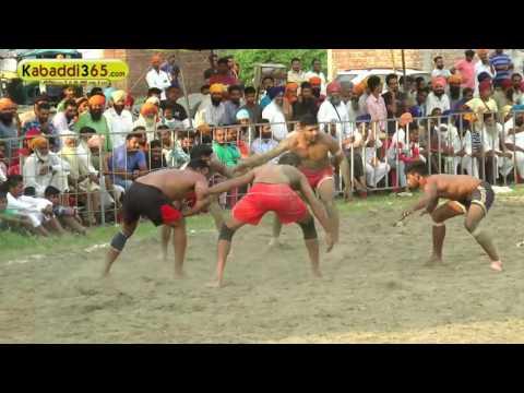 ➨(13) Baba Bakala (Amritsar) Kabaddi Tournament 20 Aug 2016