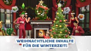 Weihnachtliche Inhalte vorgestellt + GROßES GEWINNSPIEL (beendet) | sims-blog.de