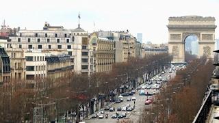 عدة عواصم تعرب عن تضامنها مع فرنسا إثر اعتداء الشانزليزيه بباريس
